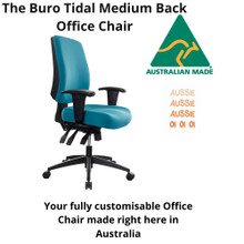 Buro Tidal Medium Back Office Chair