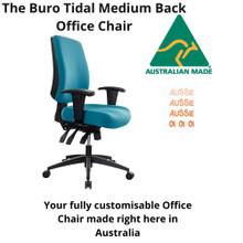 Buro Tidal Medium Back Office Chair