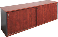Rapid Manager Sliding Door Credenza 1200mm wide