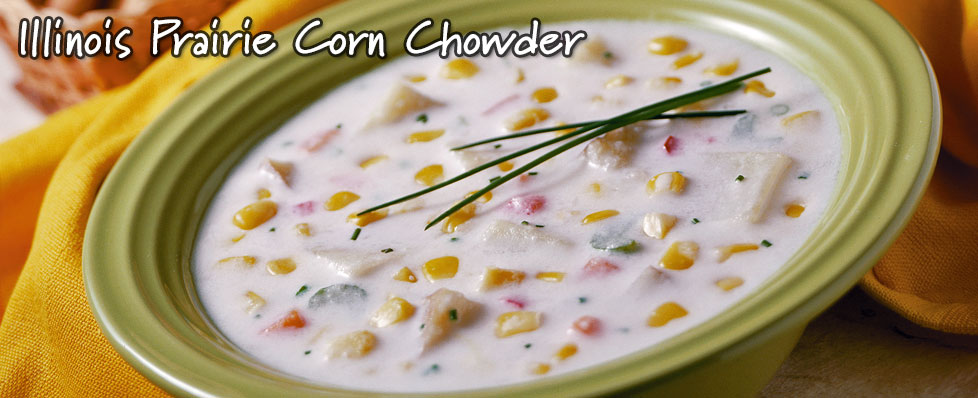 Illinois Prairie Corn Chowder