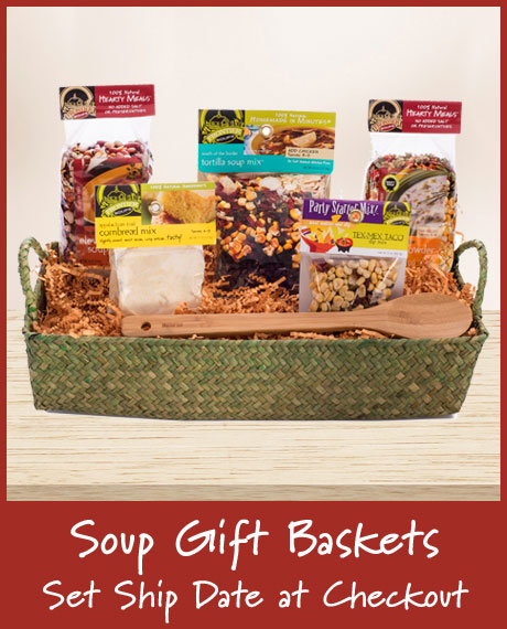 Soup Gift Baskets