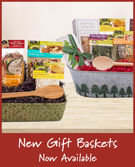 New Soup Gift Baskets