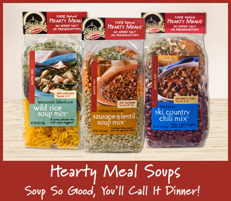Hearty Meal Soups