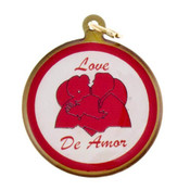 Talisman del amor/ Love Talisman Charm