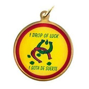 Talisman 1 gota de suerte/ 1 Drop of Luck Charm