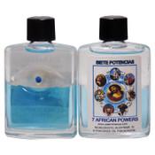 Aceite, Perfume Siete potencias Africanas Perfume/ 7 African Powers Oil, Perfume
