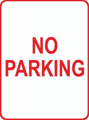 ATS-01 Sign - No Parking