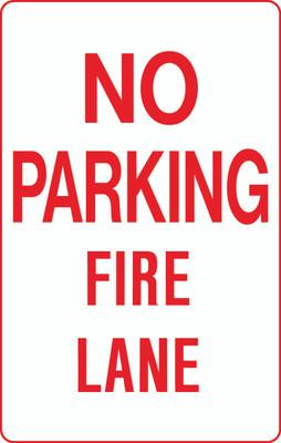 ATS-04 Sign - No Parking Fire Ln