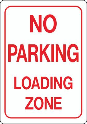 ATS-05 Sign - No Parking Loading