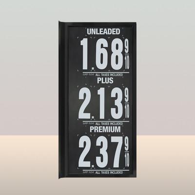 """MV300S Standard 1.5"""" X 4.5"""" Numbers"""