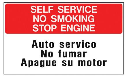 PTI-11 Pump Topper Inserts SELF SERVICE..