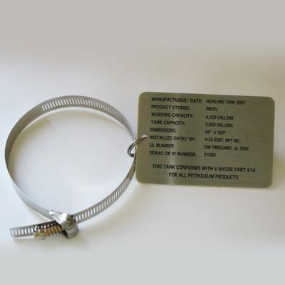 UST3-IDTG Fill Port ID TAG