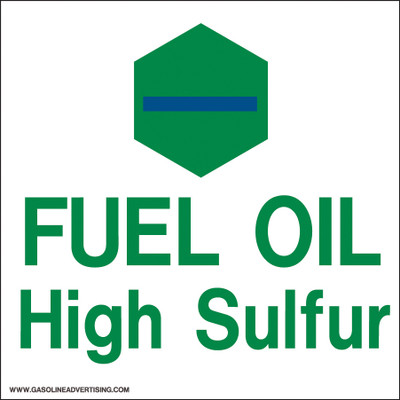 CVD09-92 FUEL OIL High Sulfur