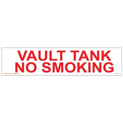 CVD-HTZ10  AST Decal-VAULT TANK