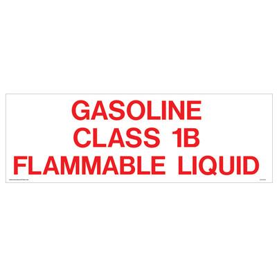 CVD-HTZ15 -GASOLINE CLASS 1B