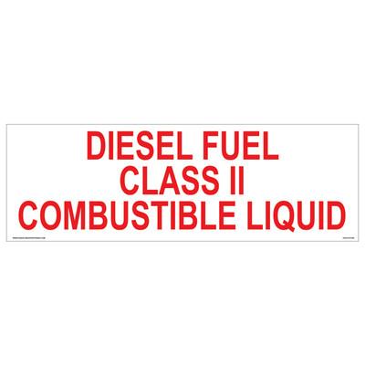 CVD-HTZ15D DIESEL FUEL Class 2