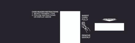 DG8-1GEN-C05 Option Panel with Reciept Door
