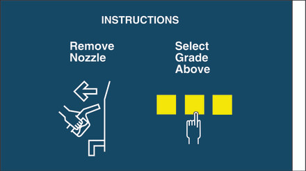 GA-EN11007G071 Single Hose Nozzle Overlay