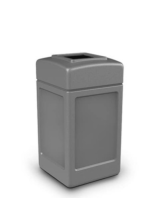 CZ-732103 38-Gallon Square, Gray
