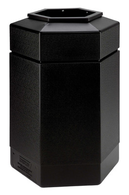 CZ-737101 30-Gallon Hex, Black