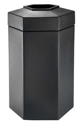 CZ-737501 50 Gallon Hex, Black