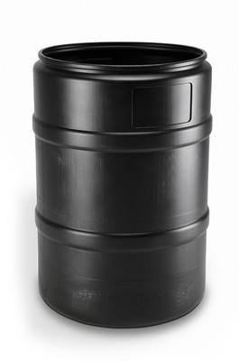 CZ-792201 45-Gallon Liner, Black, Round