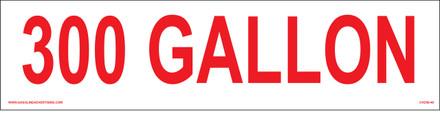 CVD09-48 - 300 GALLON