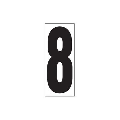Price Sign Magnet #8 B/W