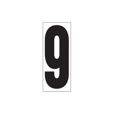 Price Sign Magnet #9 B/W