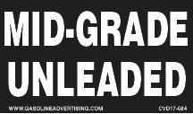 CVD17-084 - MID-GRADE UNLEADED