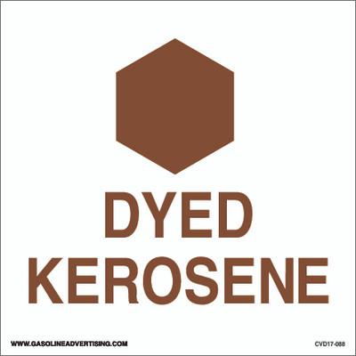 CVD17-088 - DYED KEROSENE