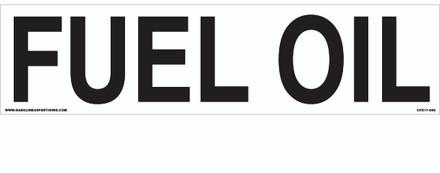 CVD17-092 - FUEL OIL