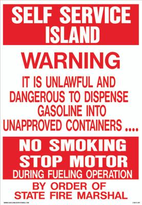 CVD17-097 - SELF SERVICE ISLAND