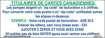 CVD17-131 - CANADIAN CARD HOLDERS...
