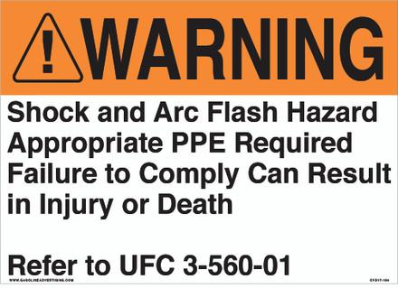 CVD17-154 - WARNING...