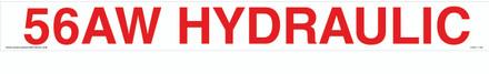 CVD17-166 - 56AW HYDRAULIC