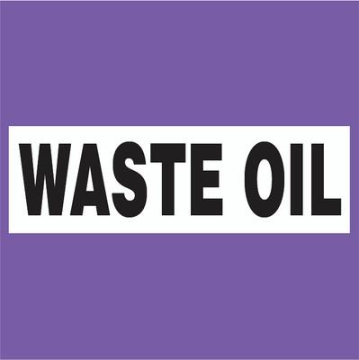 CVD17-176 - WASTE OIL