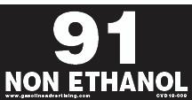 CVD18-008 - 91 NON ETHANOL