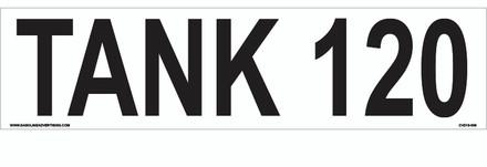 CVD18-009 - TANK 120