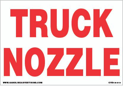 CVD18-019 - TRUCK NOZZLE