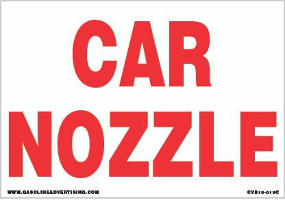 CVD18-019C - CAR NOZZLE