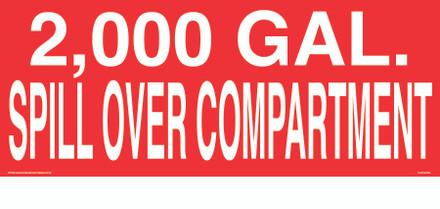 CVD18-064 - 2000 GAL...