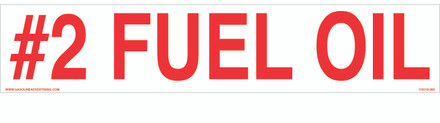 CVD18-263 - #2 FUEL OIL