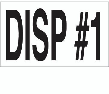 CVD18-294 - DISP #1