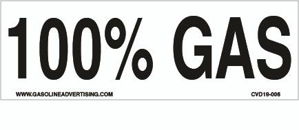 CVD19-006 - 100% GAS