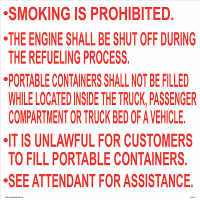 CVD19-007 - SMOKING IS PROHIBITED...