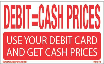 CVD19-018 - DEBIT=CASH PRICES...