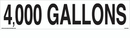 CVD19-067 - 4,000 GALLONS