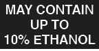 CVD19-085 - MAY CONTAIN UPTO 10% ETHANOL