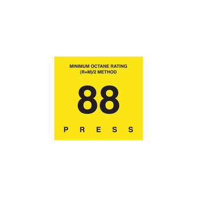 SG7-88 Octane & Cetane Rating Encore Actuator Graphic